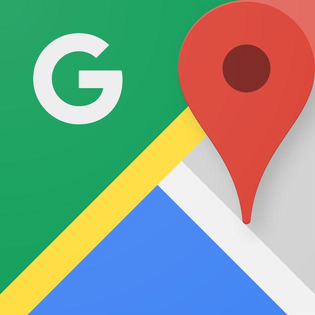 گوگل مپ الگوریتم کبوتر