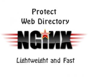 نحوه رمزنگاری پوشه های هاست در Nginx