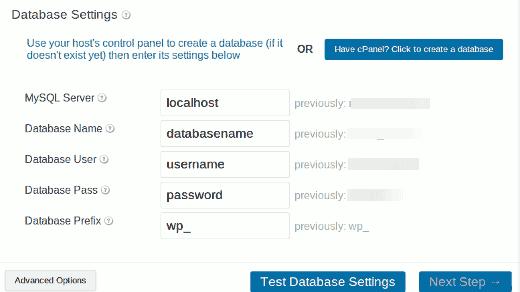 نحوه انتقال سریع سایت وردپرسی