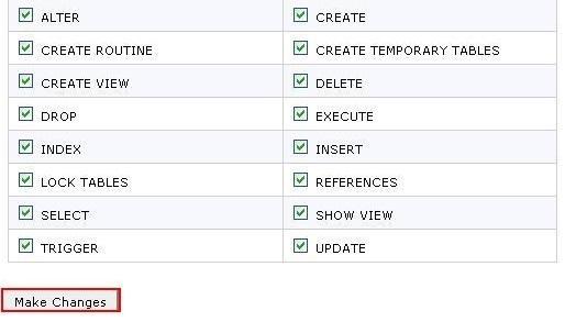نحوه ایجاد پایگاه داده(دیتابیس) در cPanel