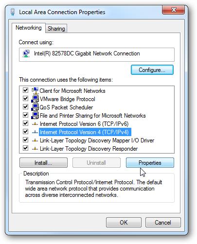 آموزش روش IP دادن به سیستم – ویندوز