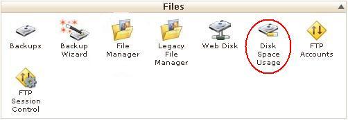 چک کردن مقدار حافظه استفاده شده در سی پنل