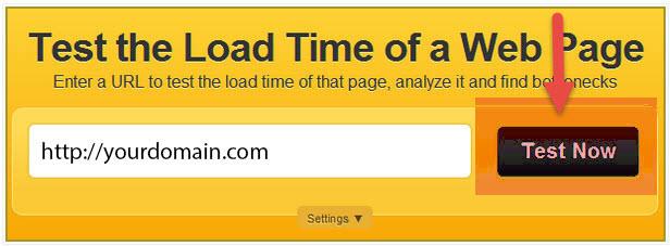 ابزارهای آزمایش سرعت سایت