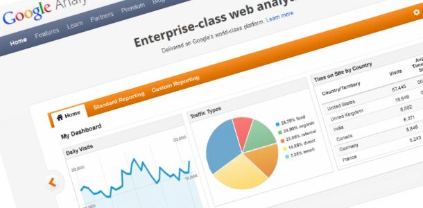 ابزار Google Analytics