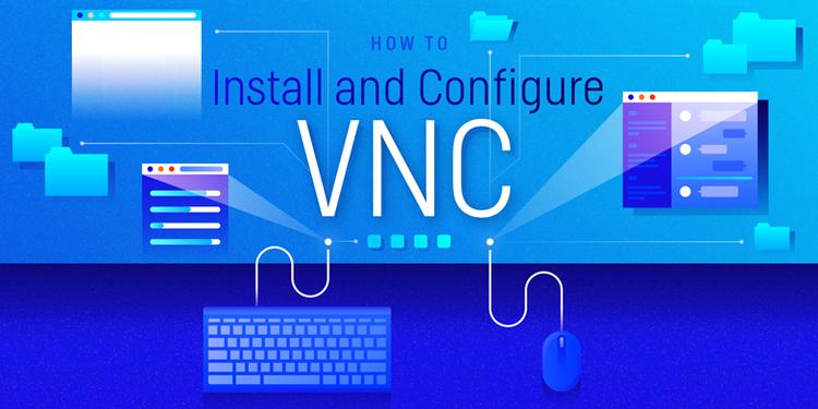 نصب و کانفیگ VNC روی لینوکس اوبونتو