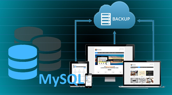 سرویس MySQL در سرور لینوکس