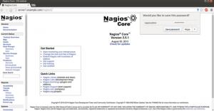نصب و پیکر بندی Nagios در لینوکس اوبونتو