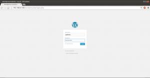 نصب و کانفیگ وردپرس روی لینوکس