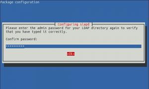 آموزش نصب سرور OpenLDAP روی لینوکس دبیان و اوبونتو