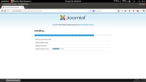 نحوه نصب و کانفیگ جوملا بر روی لینوکس
