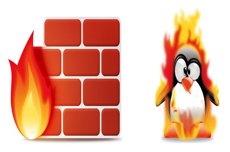 فعال و غیرعـادی کردن firewall در لینوکس
