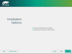 نحوه نصب سرور OpenSUSE 13.2 ورژن minimal