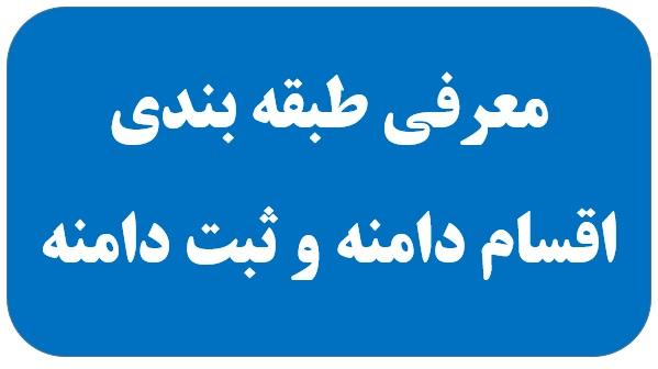 معرفی طبقه بندی اقسام دامنه و ثبت دامنه