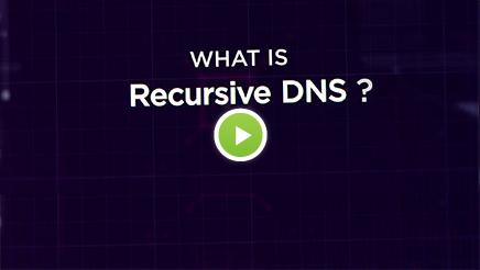 آشنایی با Recursive DNS