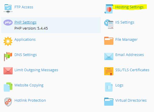 ثبت و فعال سازی گواهینامه SSL بروی مدیریـت پنل Plesk