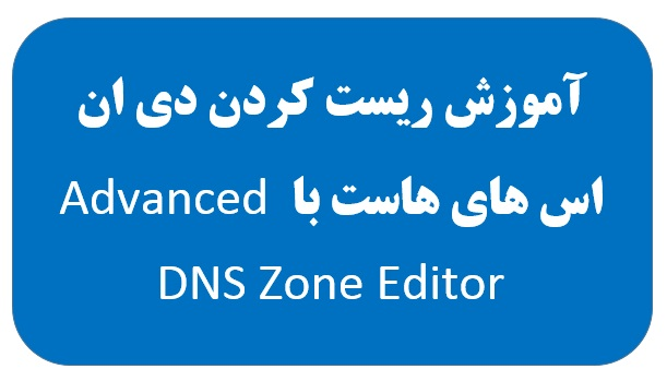 Advanced DNS Zone Editor